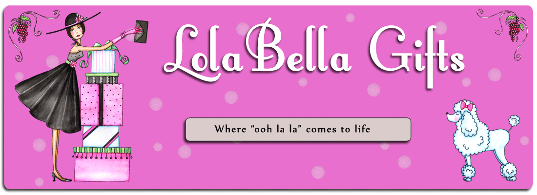 Lola Bella Gifts Banner Menu